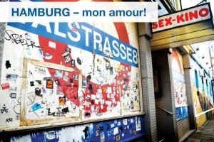 Postkarten Hamburg Mon Amour Motiv 2
